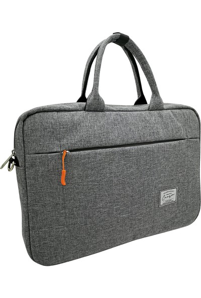 "Canyon 8709 17"" Laptop Notebook Çantası Antrasit"