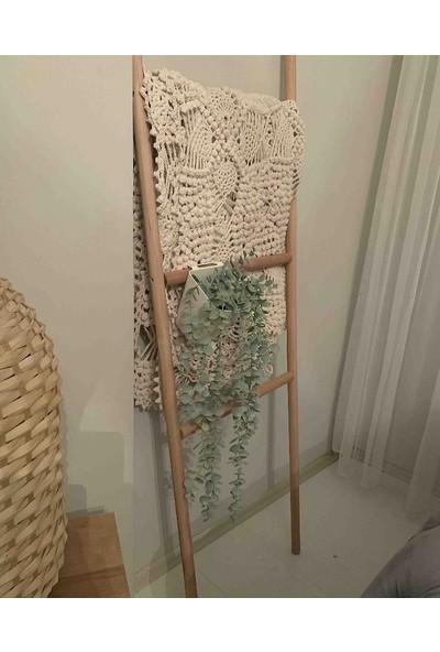 Evimsan Dekoratif Merdiven - Havluluk Merdiven - Dekor Merdiven