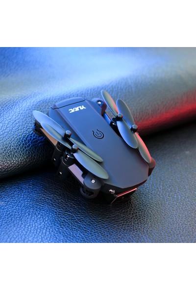 Dake S66 MİNİ DRONE Çift Kameralı (Yurt Dışından)