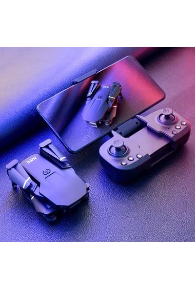 Dake 4K Hd Tek Wifi S68 Mini Katlanır Drone (Yurt Dışından)