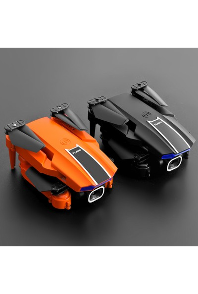 Dake 4K Hd Çift Wifi S65 Mini Katlanabilir Drone (Yurt Dışından)