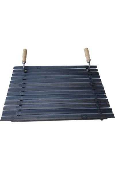 40X60 Demir Mangal Barbekü ve Şömine Iç Izgarası