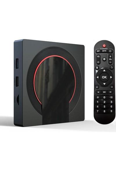 Techstorm I96 Prime Amlogic S905X3 4gb 32GB Android Tv Box