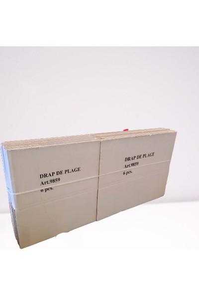 Kartaş El Tutmalı Kapaksız Karton Taşıma Kolisi 55X35X25 Beyaz 10'lu