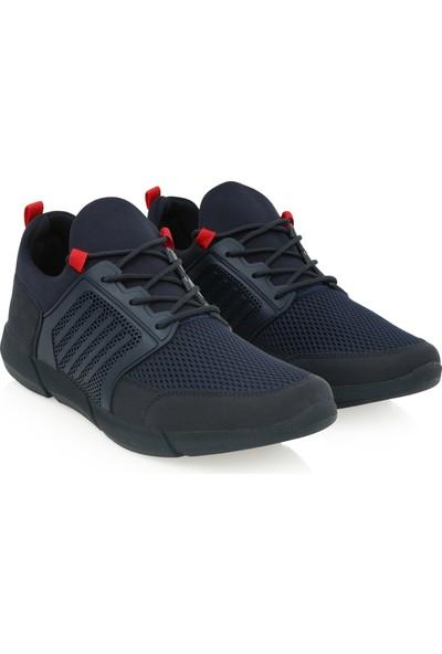 Hotiç 02AYH219160A680 Lacivert Erkek Ayakkabı