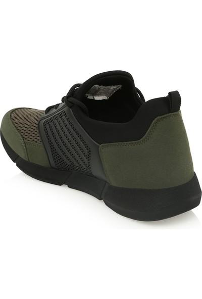 Hotiç Sport 02AYH219160A880 Haki Erkek Ayakkabı