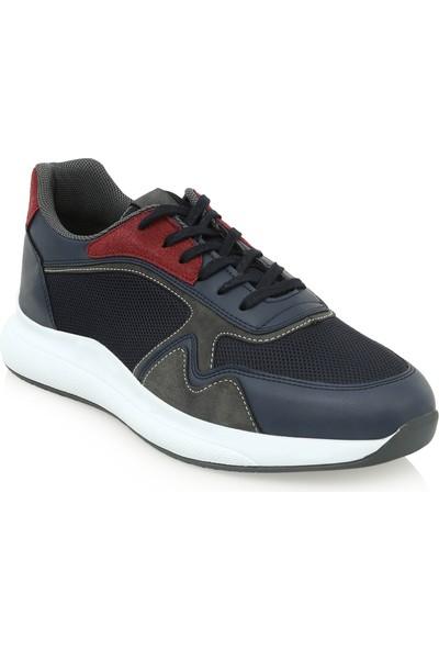 Hotiç Sport 02AYH219370A680 Lacivert Erkek Sneaker