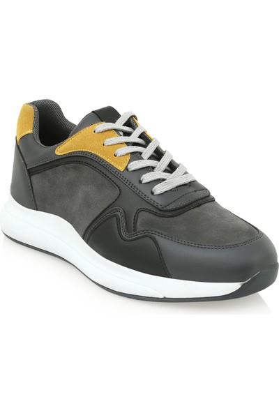 Hotiç Sport 02AYH219380A250 Antrasit Erkek Ayakkabı