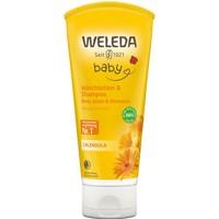 Weleda Calendula Organik Saç ve Vücut Şampuanı 200 ml