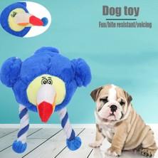 Hong Store Ipli Evcil Hayvan Çiğneme Oyuncağı (Yurt Dışından)