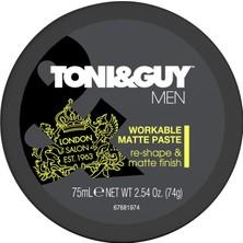 Toni&Guy Saç Şekillendirici Mat Wax 75 ml