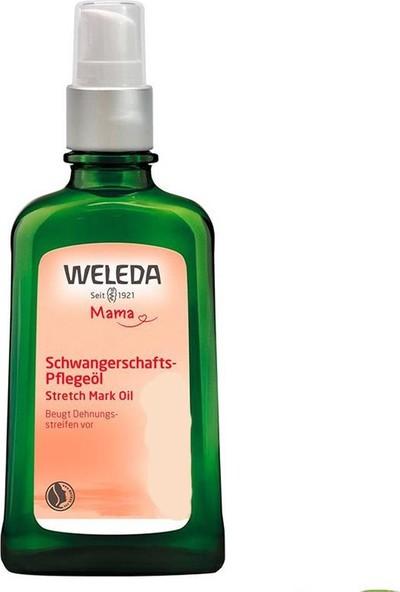 Weleda Anne Çatlak Karşıtı Bakım Yağı 100 ml