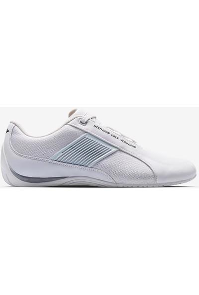 Lescon Sailer Beyaz Erkek Snekers Spor Ayakkabı