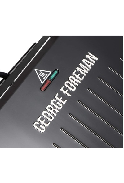 George Foreman GF-25820-56 Fit Grill Tost Makinesi