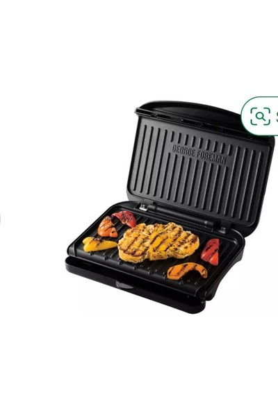 George Foreman GF-25810-56 Fit Grill Tost Makinesi