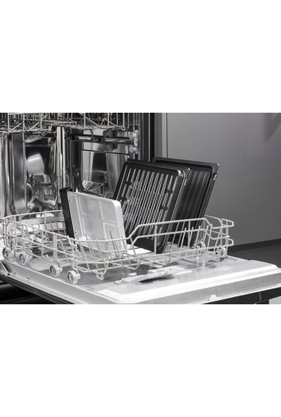 George Foreman GF-28000-56 Dumansız Izgara Tost Makinesi