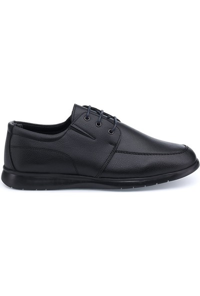 Flexall TFB-200 1pr Siyah Erkek Rahat Ayakkabı