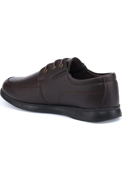 Flexall TFB-200 1pr Kahverengi Erkek Rahat Ayakkabı