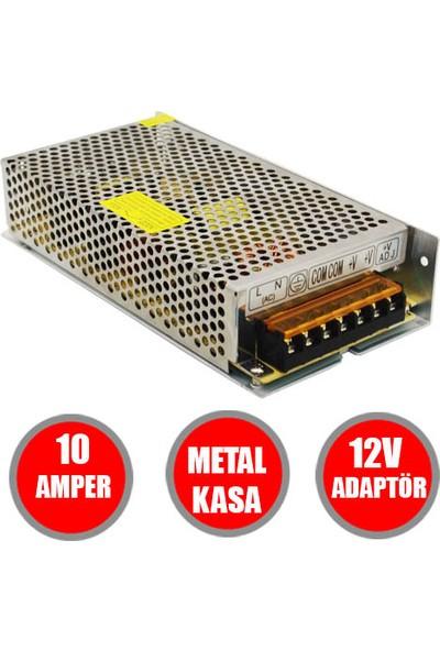 Uranıum Pro UR-1210 12V 10A Switch Mode Dc Adaptör