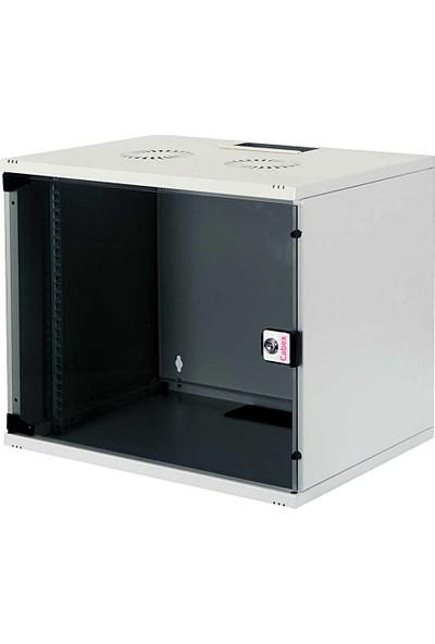 Cabex 7u 540X400 Soho Rack Kabin 7u 19 Duvar Tipi Kabinet