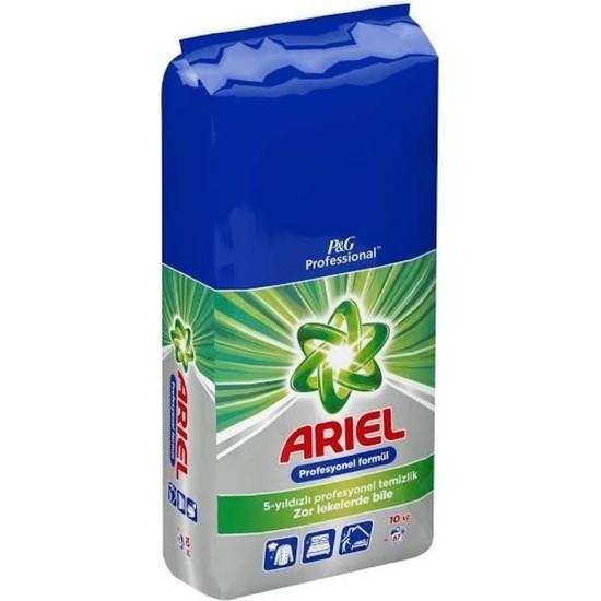 Ariel Beyazlar 67 Yıkama Toz Deterjan 10 kg