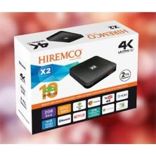 Hiremco 1625FAEA 4K Ultra X2 Media Player