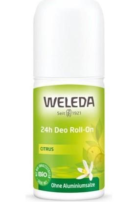 Weleda Limon Özlü Doğal Roll On Deodorant 50 ml