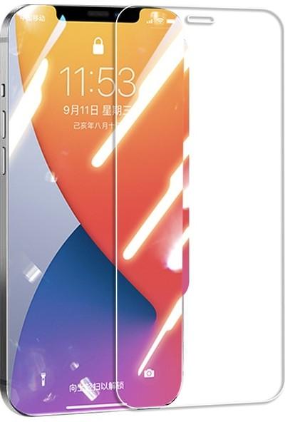 Carino 20000D Tam Kapak iphone 12PRO Max Şeffaf Cam Için Temperli Cam (Yurt Dışından)
