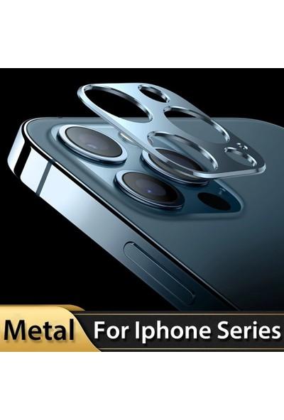 Carino Kamera Cam Apple Için iphone 12 2 Adet Kırmızı (Yurt Dışından)