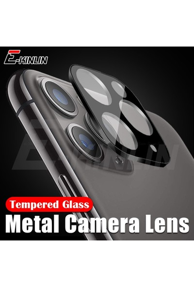 Carino Metal Halka Arka Kamera Lensi iphone 12 Için Provax Altın (Yurt Dışından)