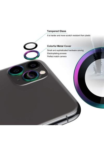 Carino Arka Kamera Halkası iphone 12 Nane Yeşil (Yurt Dışından)