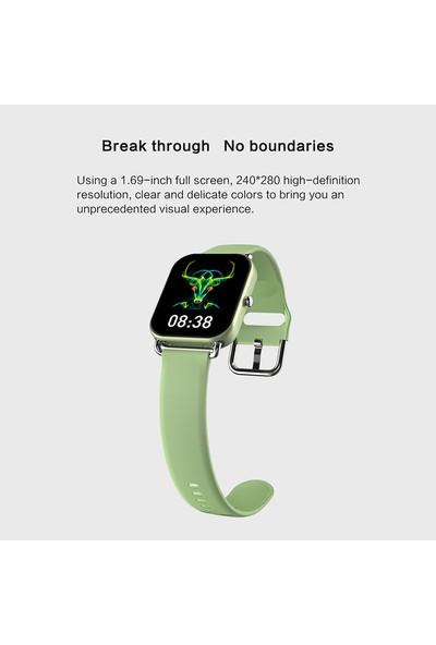 Helta F13 Akıllı Saat - (Android ve iPhone Uyumlu) (Yurt Dışından)