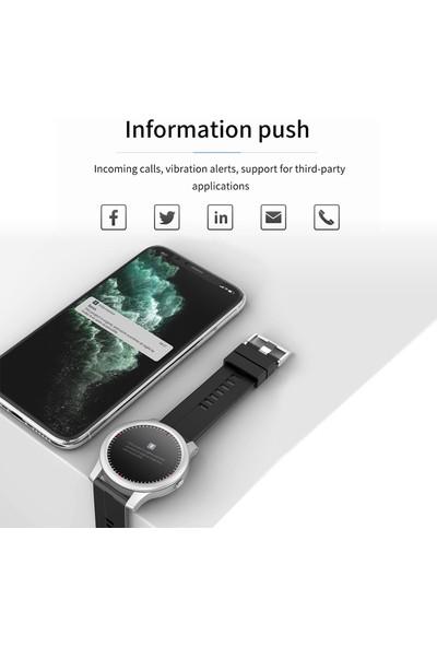Helta F12S Akıllı Saat 1.32 Inç (Android ve iPhone Uyumlu) (Yurt Dışından)