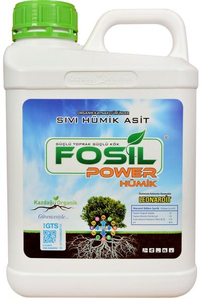 Fosil Power Leonardit Menşeli Hümik Asit 5 Lt