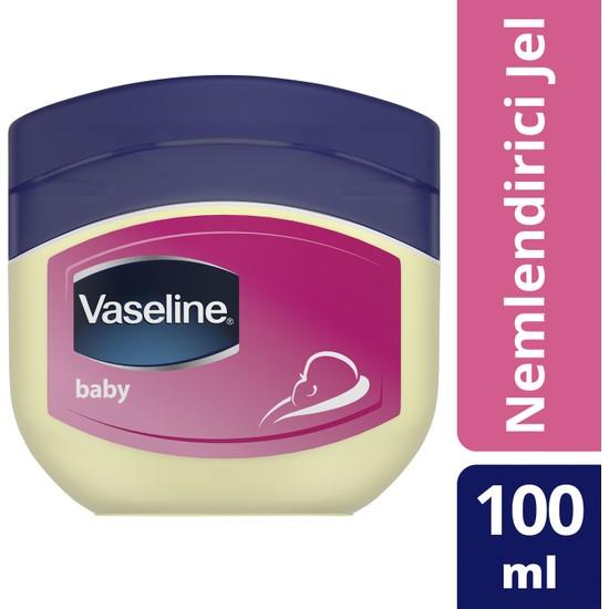 Vaselıne Baby Nemlendirici Jel Bebekler için 100 ML 1 Adet