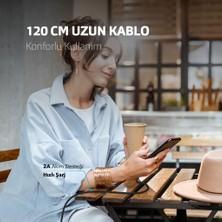 TTec AlumiCable iPhone Şarj Kablosu - Mor 2DK16MR