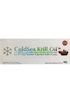 Krill Oil Coldsea Krill Yağı Omega 3