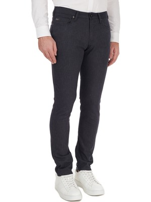 Emporio Armani Pamuklu Slim Fit J06 Jeans Erkek Kot Pantolon 6H1J06 1NF5Z F924