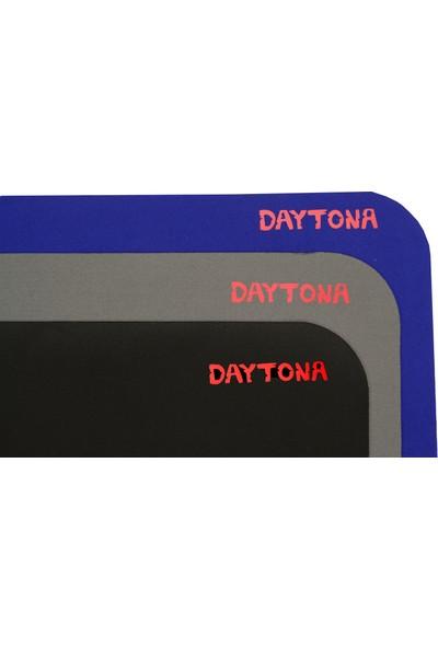 Daytona Speed 60cm X 100cm Masaüstü Oyun Gaming Ofis Baskısız Kaymaz Mousepad - Siyah