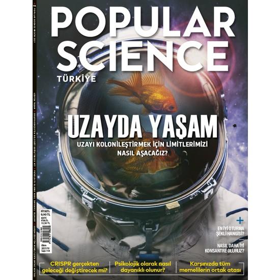 Popular Science Dergisi Güncel Sayı