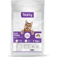 Tasty Tavuklu Yetişkin Kedi Maması 7 kg