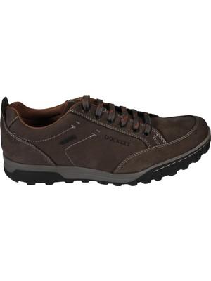 Dockers Erkek Haki Water Resistant Suya Dayanıklı Deri Bağçıklı Günlük Outdoor Ayakkabı