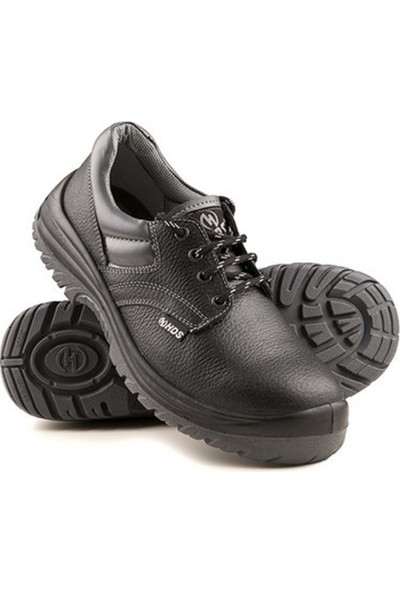Hds 102 S2 Deri Çelik Burunlu Ayakkabı