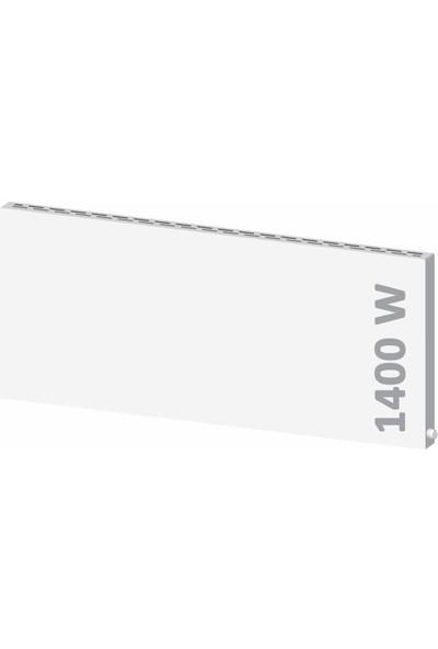 Kuas Termostatlı Hibrit Kızılötesi Isıtıcı Kuas Hybridboard 1400 Watt Elektrikli Isıtıcı (1400X600X40)