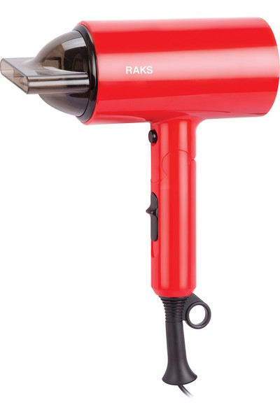Raks Frida Saç Kurutma Makinesi Kırmızı