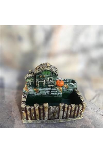 Bulut Çitli Ev Saksı Yeşil