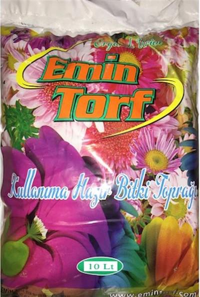 Emin Torf Torf Toprak 10 Lt