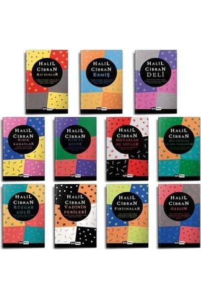Halil Cibran Seti (11 Kitap Takım) - Halil Cibran