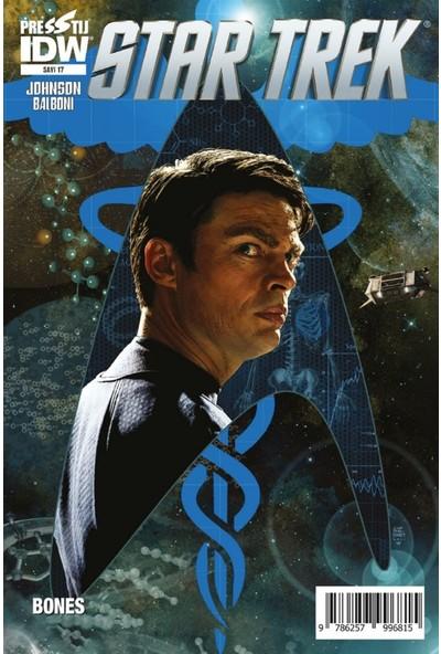 Star Trek Sayı: 17 - Bones - Mike Johnson