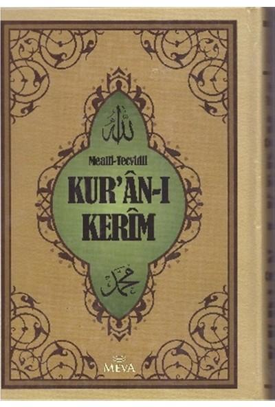 Mealli Tecvidli Kur'an-I Kerim Orta Boy